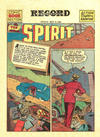 Cover for The Spirit (Register and Tribune Syndicate, 1940 series) #7/9/1944 [Philadelphia Record Edition]