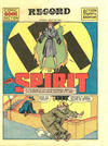 Cover for The Spirit (Register and Tribune Syndicate, 1940 series) #7/23/1944 [Philadelphia Record Edition]