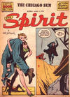 Cover Thumbnail for The Spirit (1940 series) #4/1/1945 [Chicago Sun Edition]