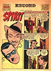 Cover for The Spirit (Register and Tribune Syndicate, 1940 series) #7/29/1945 [Philadelphia Record Edition]