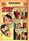 Cover Thumbnail for The Spirit (1940 series) #7/29/1945 [Philadelphia Record Edition]