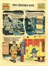 Cover Thumbnail for The Spirit (1940 series) #6/16/1946 [Chicago Sun Edition]