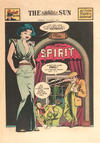 Cover for The Spirit (Register and Tribune Syndicate, 1940 series) #8/3/1947 [Baltimore Sun Edition]