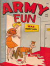 Cover for Army Fun (Prize, 1952 series) #v4#4
