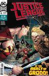 Cover for Justice League (DC, 2018 series) #6 [Jorge Jimenez Cover]