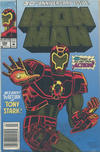 Cover Thumbnail for Iron Man (1968 series) #290 [Newsstand]