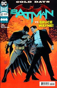 Cover Thumbnail for Batman (DC, 2016 series) #52