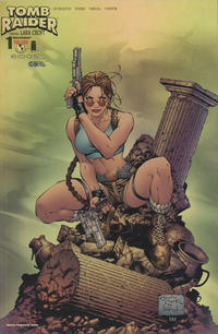 Cover Thumbnail for Tomb Raider: The Series (Image, 1999 series) #1 [Holofoil Variant]