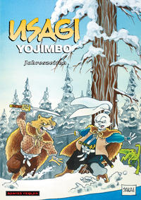 Cover Thumbnail for Usagi Yojimbo (Dantes Verlag, 2017 series) #11 - Jahreszeiten