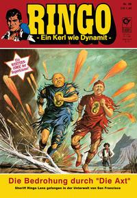 Cover Thumbnail for Ringo (Condor, 1972 series) #35