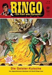 Cover Thumbnail for Ringo (Condor, 1972 series) #36