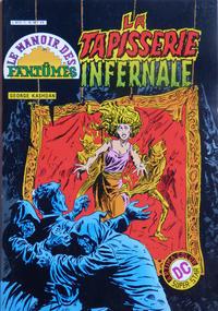 Cover Thumbnail for Le Manoir des Fantômes (Arédit-Artima, 1981 series) #2