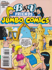Cover Thumbnail for B&V Friends Double Digest Magazine (Archie, 2011 series) #263