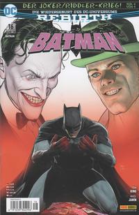 Cover Thumbnail for Batman (Panini Deutschland, 2017 series) #16