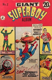Cover Thumbnail for Giant Superboy Album (K. G. Murray, 1965 series) #2