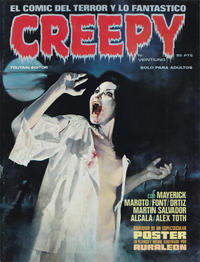 Cover Thumbnail for Creepy (Toutain Editor, 1979 series) #21