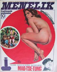 Cover Thumbnail for Menelik (Publistrip, 1971 series) #19