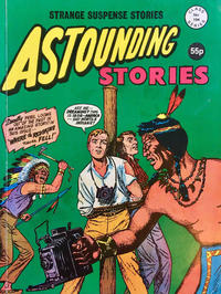 Cover Thumbnail for Astounding Stories (Alan Class, 1966 series) #194