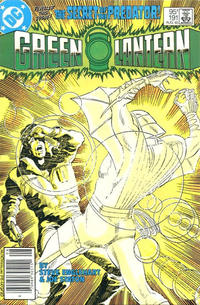 Cover Thumbnail for Green Lantern (DC, 1960 series) #191 [Canadian]
