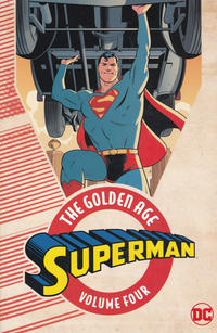Cover Thumbnail for Superman: The Golden Age (DC, 2016 series) #4