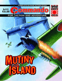 Cover Thumbnail for Commando (D.C. Thomson, 1961 series) #5121