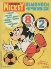 Cover for Almanach du Journal de Mickey (Disney Hachette Presse, 1956 series) #1982