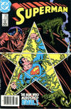 Cover for Superman (DC, 1939 series) #419 [Canadian]