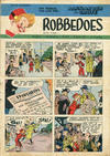 Cover for Robbedoes (Dupuis, 1938 series) #572