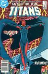 Cover Thumbnail for Tales of the Teen Titans (1984 series) #61 [Canadian]