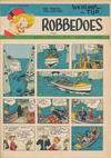 Cover for Robbedoes (Dupuis, 1938 series) #586