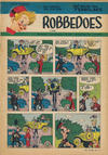 Cover for Robbedoes (Dupuis, 1938 series) #595