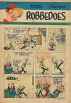 Cover for Robbedoes (Dupuis, 1938 series) #600