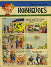Cover for Robbedoes (Dupuis, 1938 series) #654