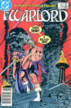Cover for Warlord (DC, 1976 series) #96 [Canadian]