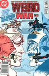 Cover Thumbnail for Weird War Tales (1971 series) #124 [Canadian]
