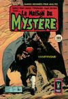 Cover for La Maison du Mystère (Arédit-Artima, 1975 series) #3
