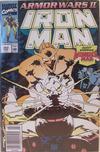 Cover for Iron Man (Marvel, 1968 series) #263 [Australian]