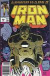 Cover for Iron Man (Marvel, 1968 series) #262 [Australian]
