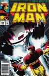 Cover for Iron Man (Marvel, 1968 series) #266 [Australian]
