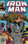 Cover for Iron Man (Marvel, 1968 series) #268 [Australian]