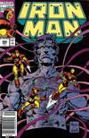 Cover for Iron Man (Marvel, 1968 series) #269 [Australian]