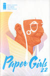 Cover for Paper Girls (Image, 2015 series) #22