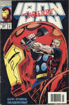 Cover Thumbnail for Iron Man (1968 series) #304 [Newsstand]
