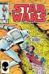 Cover Thumbnail for Star Wars (1977 series) #86 [Direct]