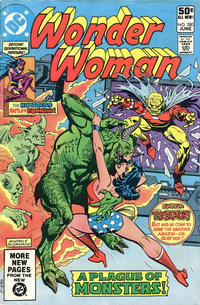 Cover Thumbnail for Wonder Woman (DC, 1942 series) #280 [Direct]