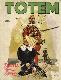 Cover Thumbnail for Totem (Editorial Nueva Frontera, 1977 series) #5