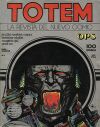 Cover Thumbnail for Totem (Editorial Nueva Frontera, 1977 series) #6