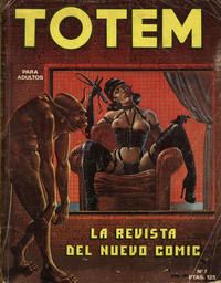 Cover Thumbnail for Totem (Editorial Nueva Frontera, 1977 series) #7