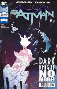 Cover Thumbnail for Batman (DC, 2016 series) #53
