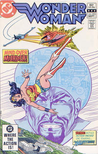 Cover Thumbnail for Wonder Woman (DC, 1942 series) #295 [Direct]